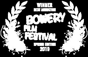 Bowery Film Festival Best Animation Spring 2019