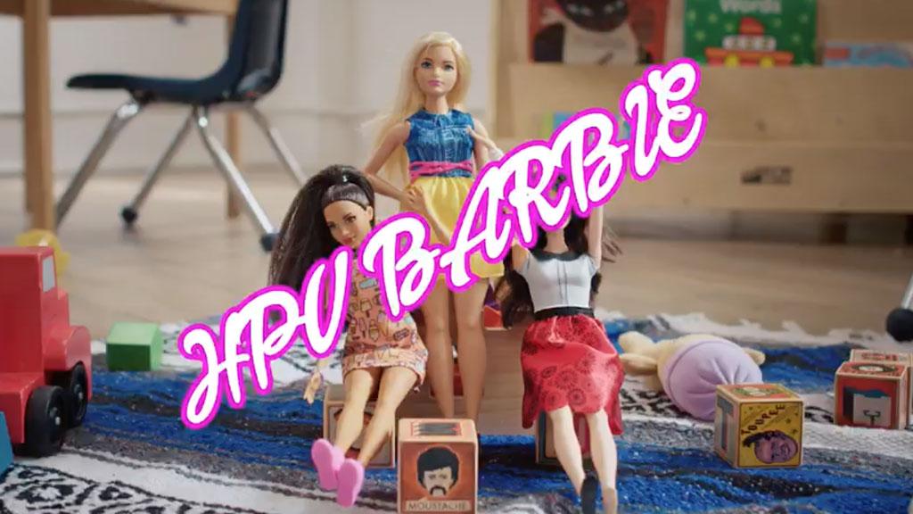 HPV Barbie